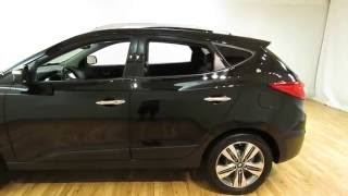 2014 Hyundai Tucson Limited NAV LEATHER PANO SUNROOF REAR CAM #Carvision