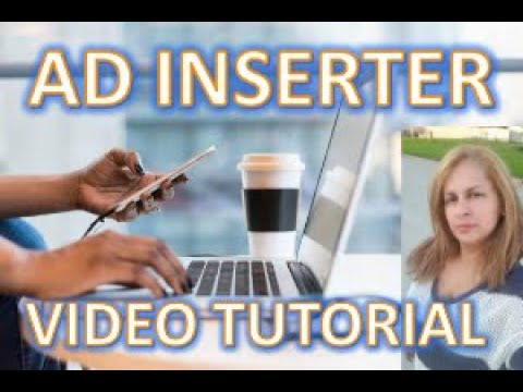Ad Inserter Video Tutorial Plugin Gratuito para WordPress y Colocar Anuncios de Google Adsense