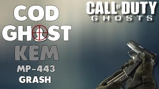 "COD:GHOST ""MP-443"" - KEM!! - Sur Strikezone 24/7 Rapid Fire !!!!!! #34"