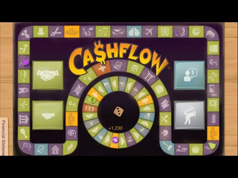 HOW TO DOWNLOAD CASHFLOW GAME IN MOBILE AND PLAY IT OFFLINE IN HINDI BY THE HACKING GAMES