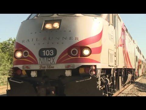 Caught on camera: Risks near the Rail Runner