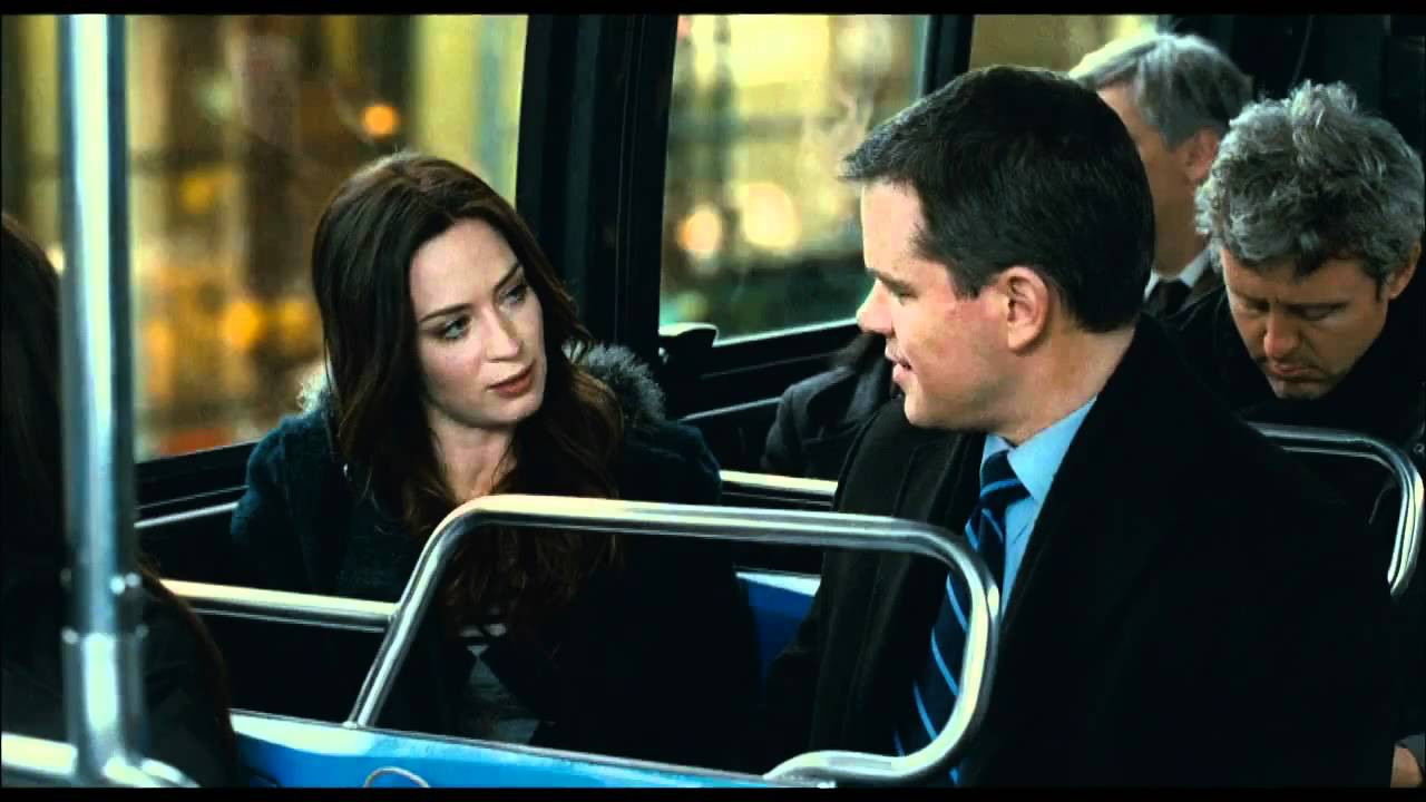 Image result for The Adjustment Bureau (2011)