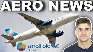 Die nächste AIRLINE-PLEITE! Small Planet insolvent! AeroNews