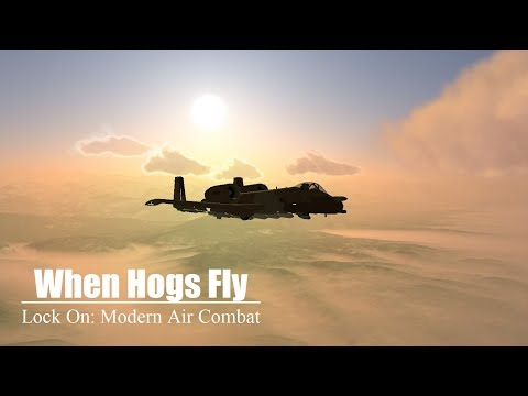 Lock On: Modern Air Combat - When Hogs Fly (Win10 64-bit | 1080p 60fps)