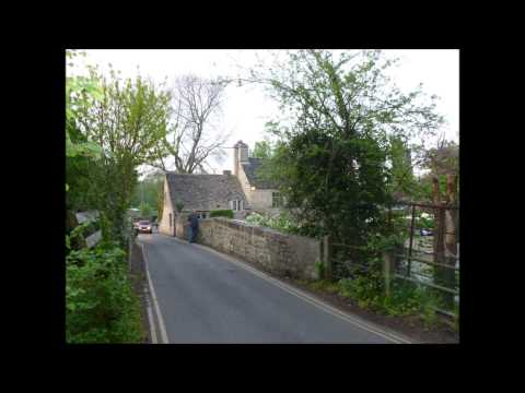 Thames Path Walk: First half: Source to Pangbourne April - May, 2014