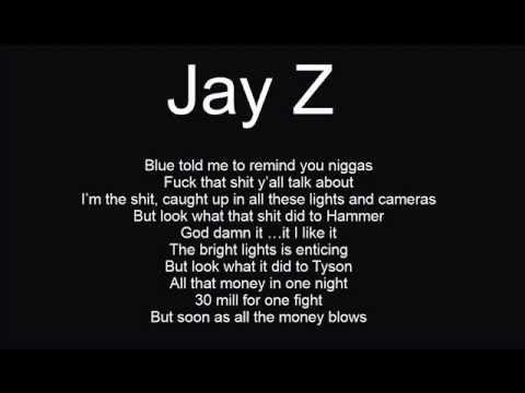 Jay-Z Holy Grail Lyrics