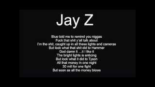 Jay-Z Holy Grail Lyrics