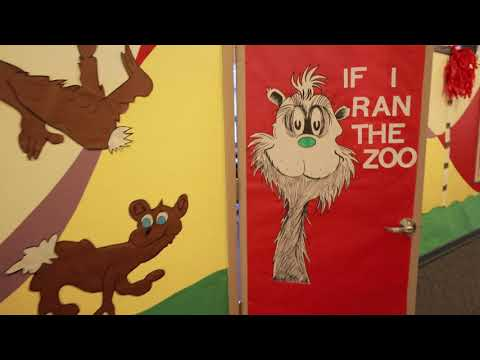 Healdsburg Elementary School Goes all out for Dr. Seuss