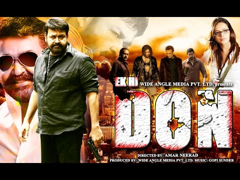 Ek Hi Don  New South Action Movie 2014  Mohanlal  New Hindi Movies 2014 Full Movie