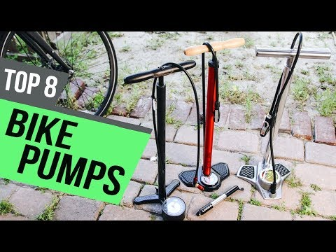 8 Best Bike Pumps 2019 Reviews
