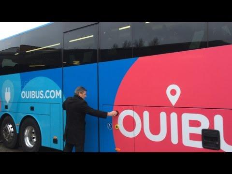 E.Macron en visite chez Salaün