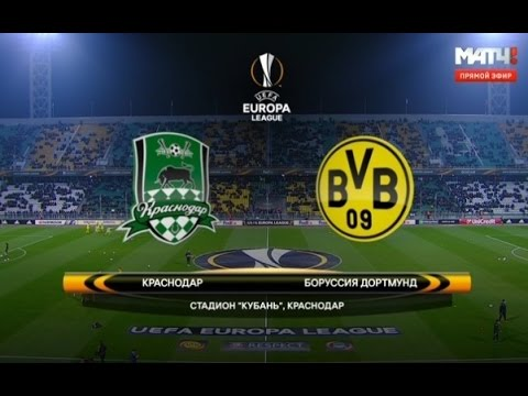 Смотреть футбол краснодар боруссия
