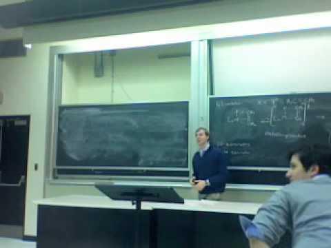 Boston University Debate Society at the Amherst College Debate Tournament