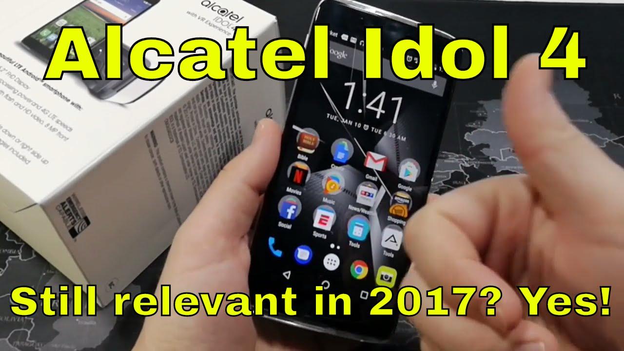 Alcatel Idol 4 vs Idol 4S összehasonlító videó - YouTube