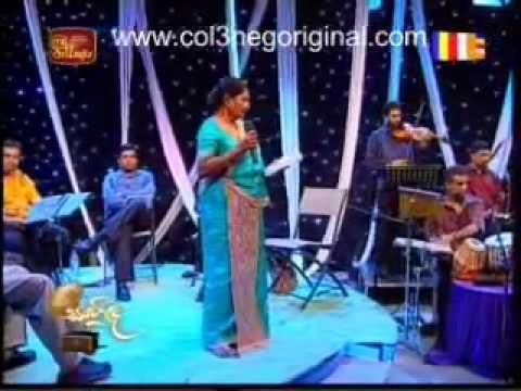 ADARA KITIYEN HADA SALUNA - Latha Walpola Live
