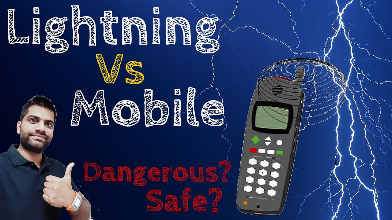 Why and when can cell phones be most dangerous?
