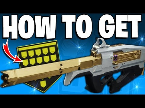 Destiny 2 - How To Get The NEW Best Scout Rifle In The Game - EASY! thumbnail