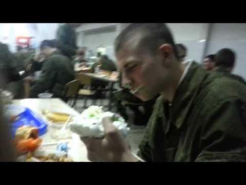 Новый год в армии -