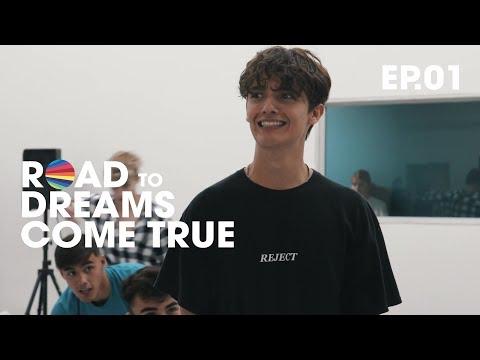 Now United   The Road To Dreams Come True: Episódio 01 (Legendado PT-BR)