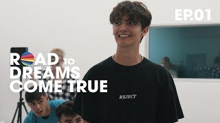 Now United | The Road to Dreams Come True: Episódio 01 (Legendado PT-BR)
