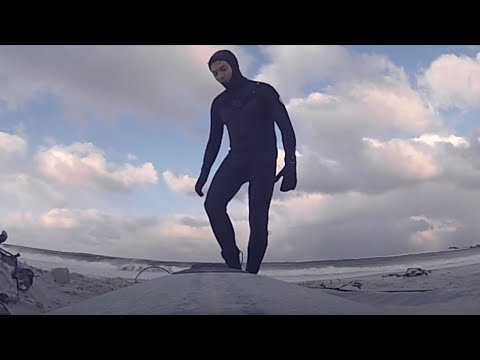 #Surfology - Ezequiel Martel - Surf donde murió su padre en Malvinas - Gravedad Zero TV