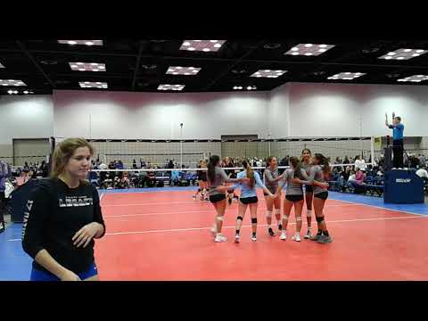 18 Nike Mideast Qualifier DVA 17s Jeff vs H2 STL 17 Under Armour Set1