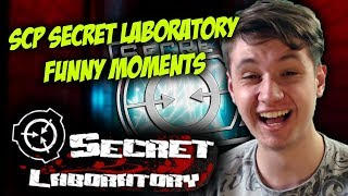 SCP SECRET LABORATORY GABOR FUNNY MOMENTS by The Ender