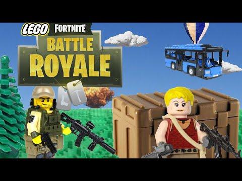Fortnite Lego Stop Motion Youtube