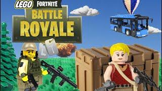 Fortnite Lego Stop Motion