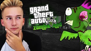 GTA V Zombie Mod SEZON 3 #8 - OPUSZCZONA FABRYKA?