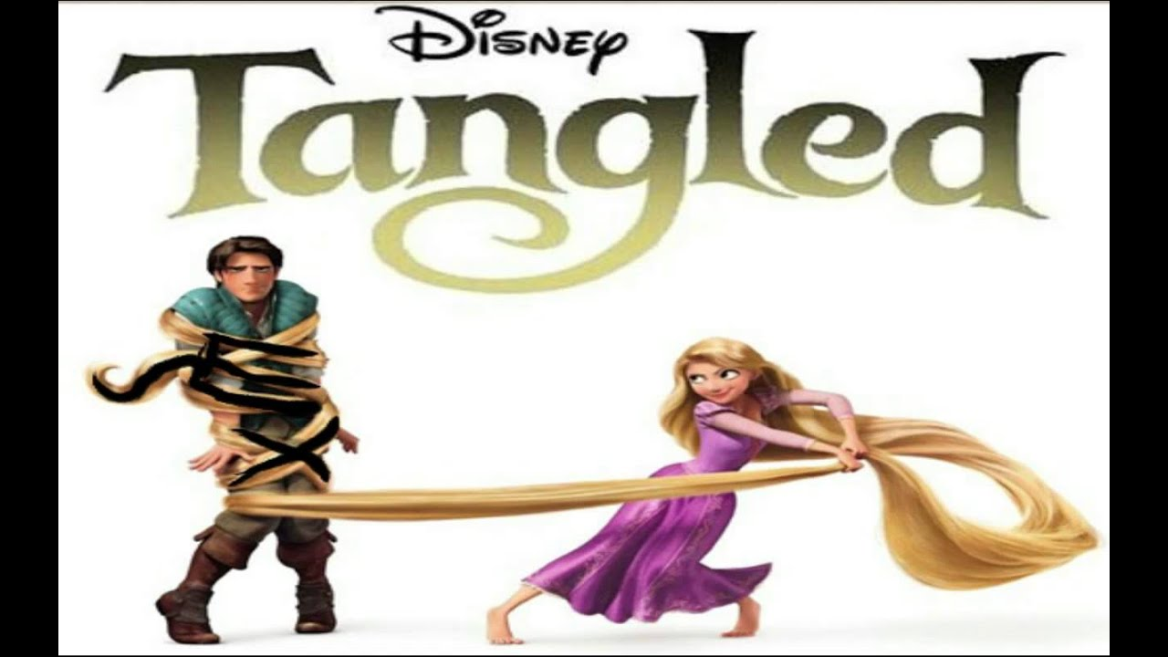 Tangled Sex Story