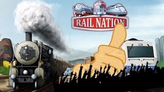 Free MMO Game Tip - Rail Nation