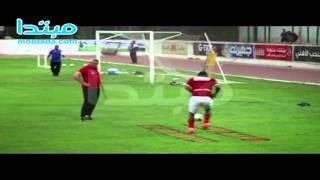 فيديو| تدريب الأهلى الأخير قبل مواجهة الملعب المالى