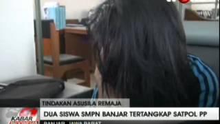 Dua Pelajar SMP Tertangkap saat Mesum di Toilet Masjid