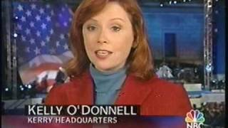 Election Night 2004 - from NBC - part 1!!
