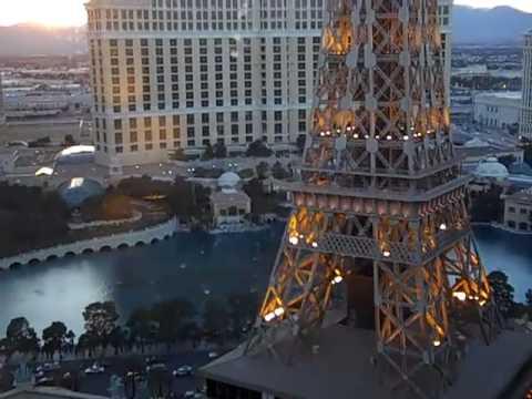 Paris Las Vegas Hotel Room Review #2621