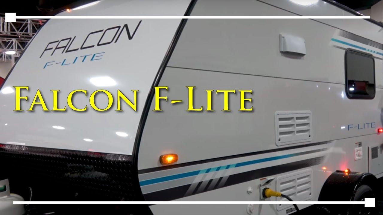 2018 Travel Lite Falcon F-Lite Travel Trailer - RVingPlanet