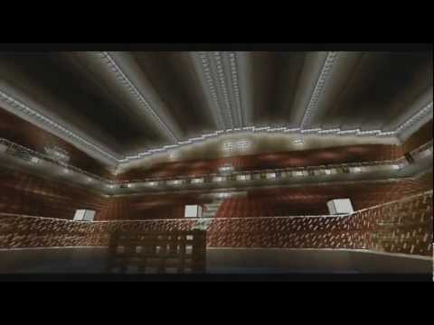 Minecraft - Ice Hockey Arena