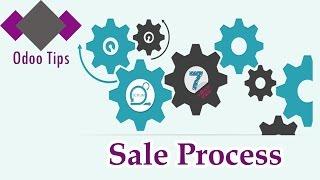 Sale process in Odoo 10
