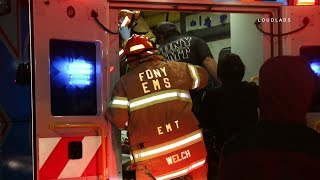 FDNY CPR On Ditmas Park Fatal Fire Victims