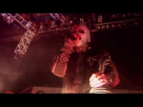 Slipknot The Heretic Anthem - Official Music Video Live 720p