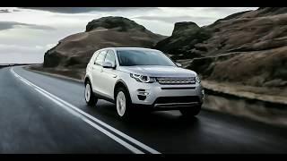 Презентация Land Rover Discovery Sport