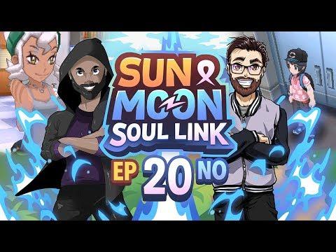 HER VOICE THOUGH Pokémon Sun & Moon Soul Link Randomized Nuzlocke w/ TheKingNappy Ep 20