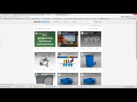 How to Setup Flash Forge Creator Pro Software - YouTube