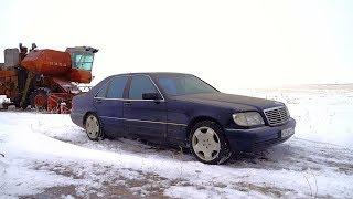 Машина за которую не стыдно. W140 Turbodiesel