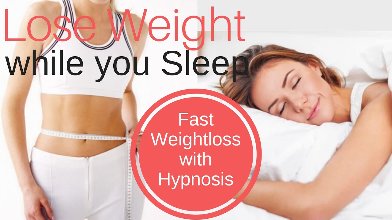 Lose Weight while you Sleep ★ Fast Weight Loss with Hypnosis