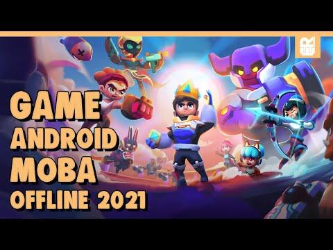 6 Game Android Offline MOBA Terbaik 2021