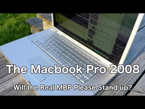 Will the Real Macbook Pro Please Stand up?
