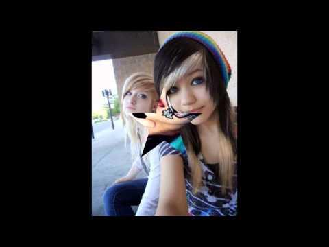 cute emo girls