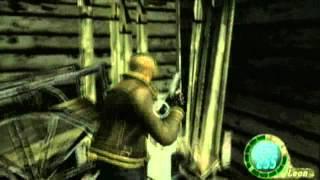 Resident Evil 4 Wii Edition [2] I Primi 7 Medaglioni Blu, Un Pericoloso Masso E Un Campo Minato